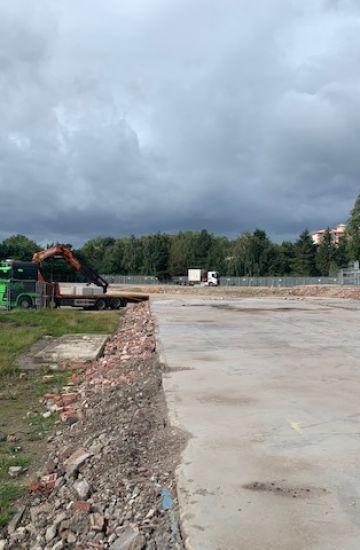 Speedibake Wakefield - Phase 2 full demolition