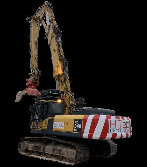 About HiTec Demolition